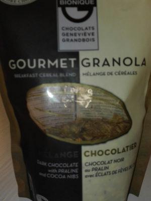 Gourmet Granola Mélange Chocolatier - Product
