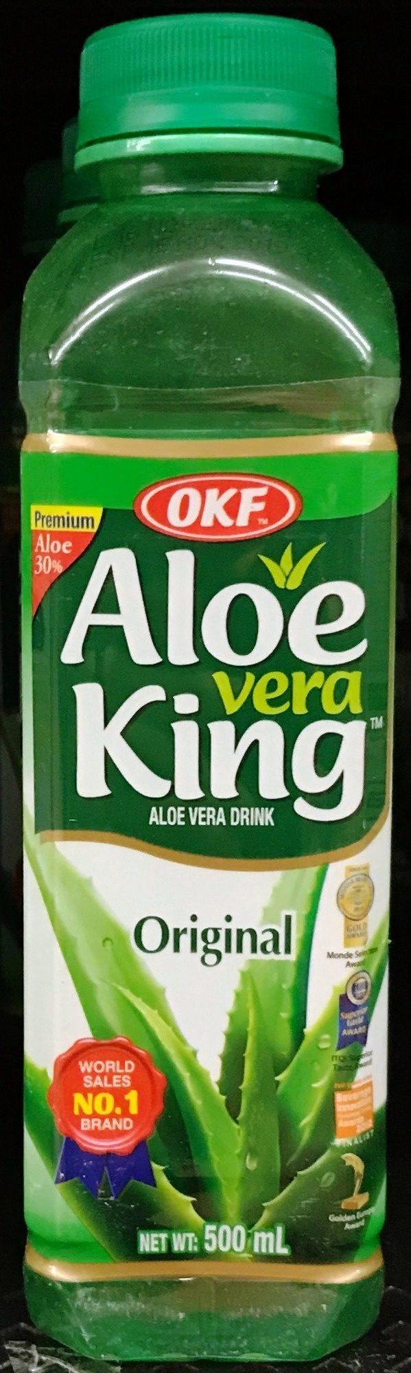 Okf Aloe Vera King Natural, Original - Product
