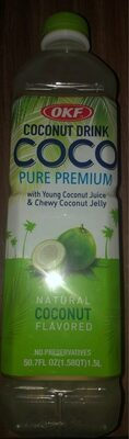 Coconut Drink Coco Pure Premium - Produit - es