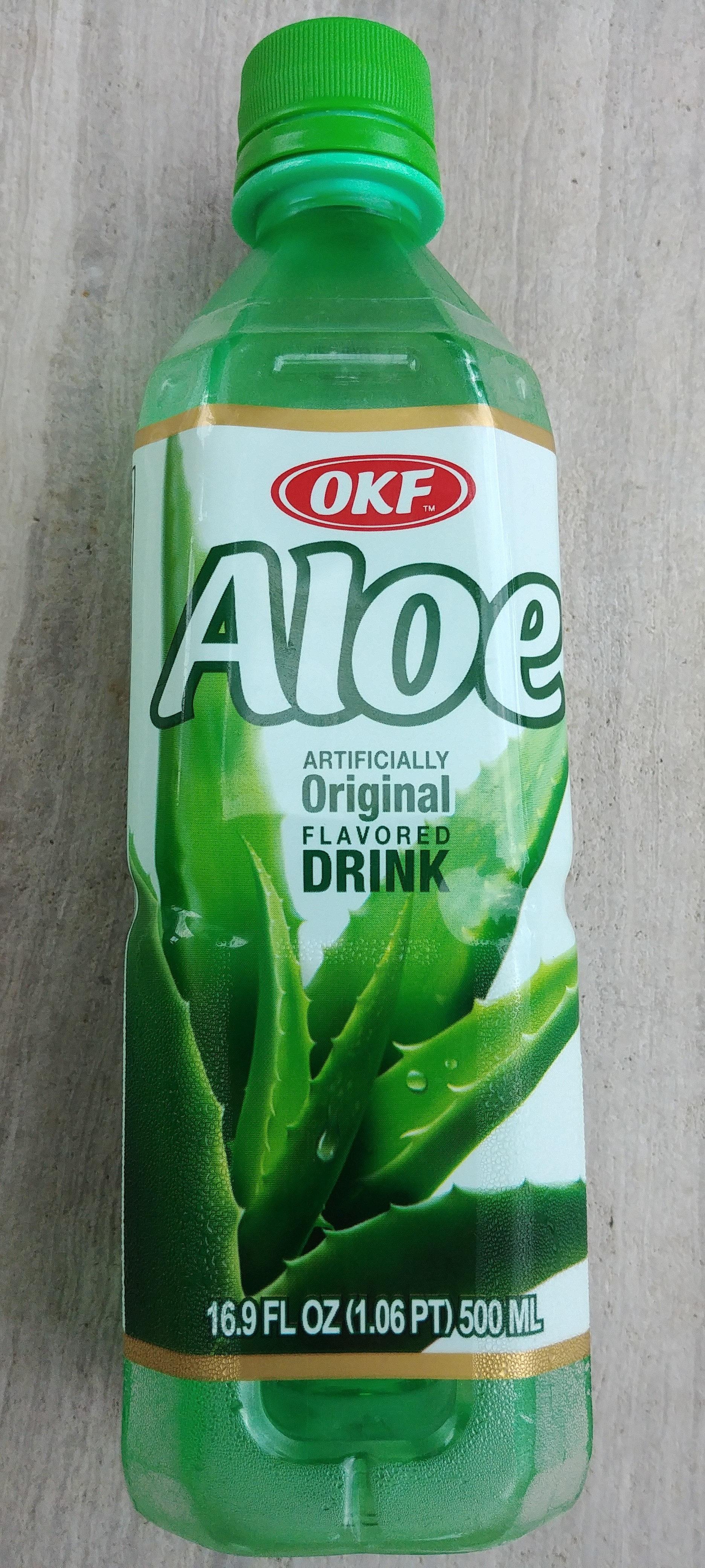 Aloe Vera Drink - Product - fr