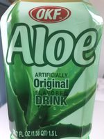 Okf, Aloe Drink, Original - Product - en