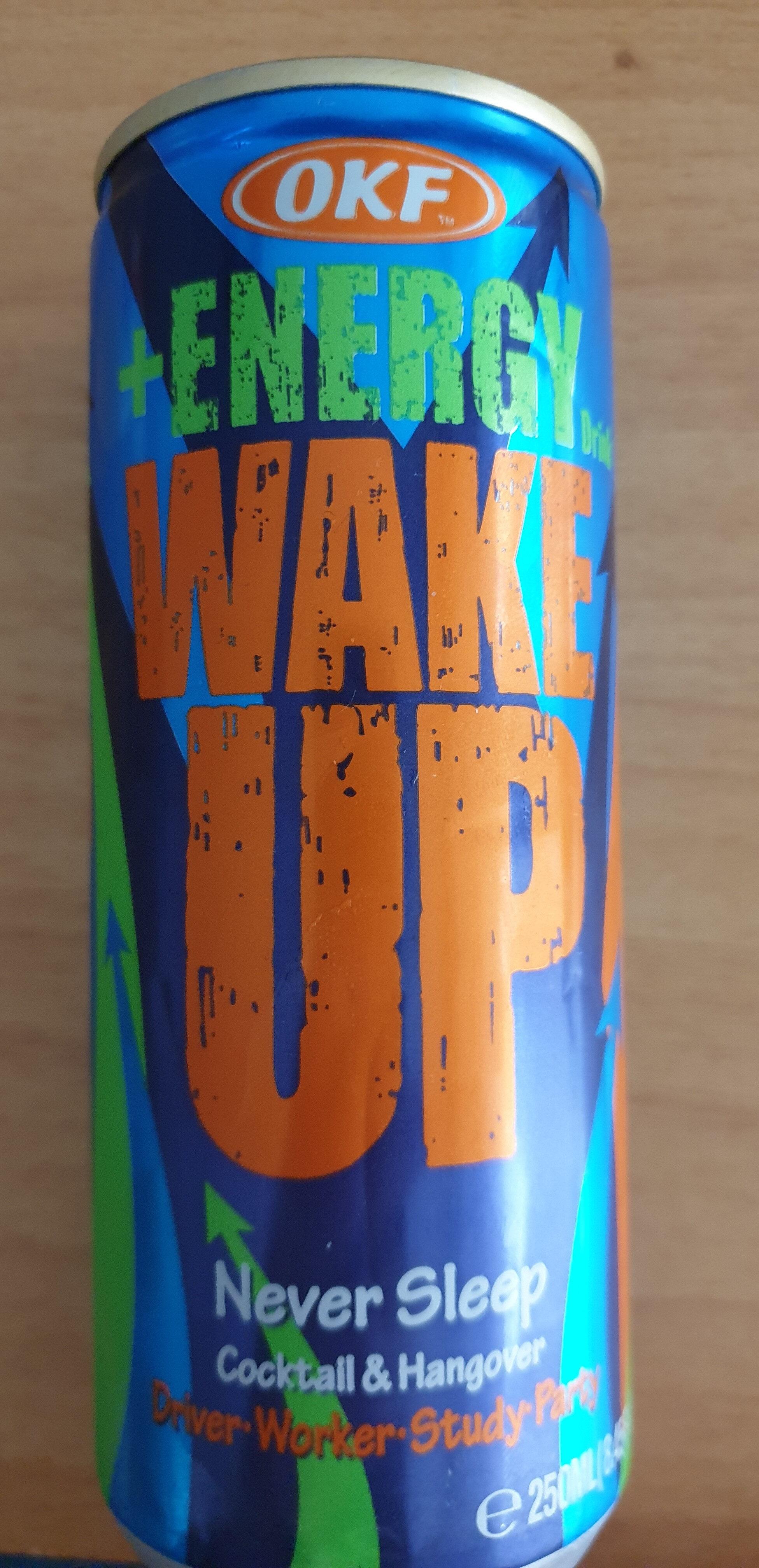 +Energy Wake Up - Prodotto - en