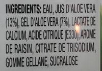 Bebida Original 1.5LT Okf - Ingredients - fr