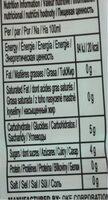 Jugo De Aloe Vera 500ML Original Okf Pla - Nutrition facts - fr