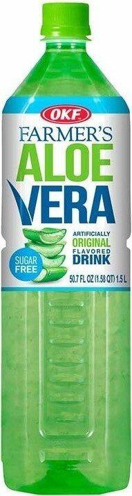 Farmer'S Aloe Vera Drink - Product - en