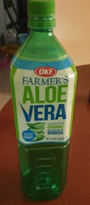 Farmer'S Aloe Vera Drink - Nutrition facts - en