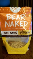 Granola, honey almond - Product - en