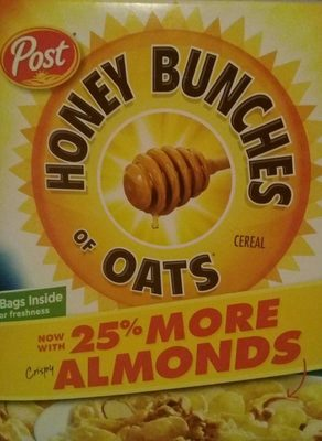 Honey Bunches of Oats - Product