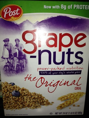Post grape nuts - Product