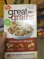 Great Grains, Whole Grain Cereal, Crunchy Pecans - Product
