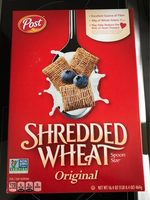 Shredded Wheat, Spoon Size Cereal, Original - Product