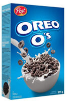 Oreo O's Cereal - Instruction de recyclage et/ou informations d'emballage - fr