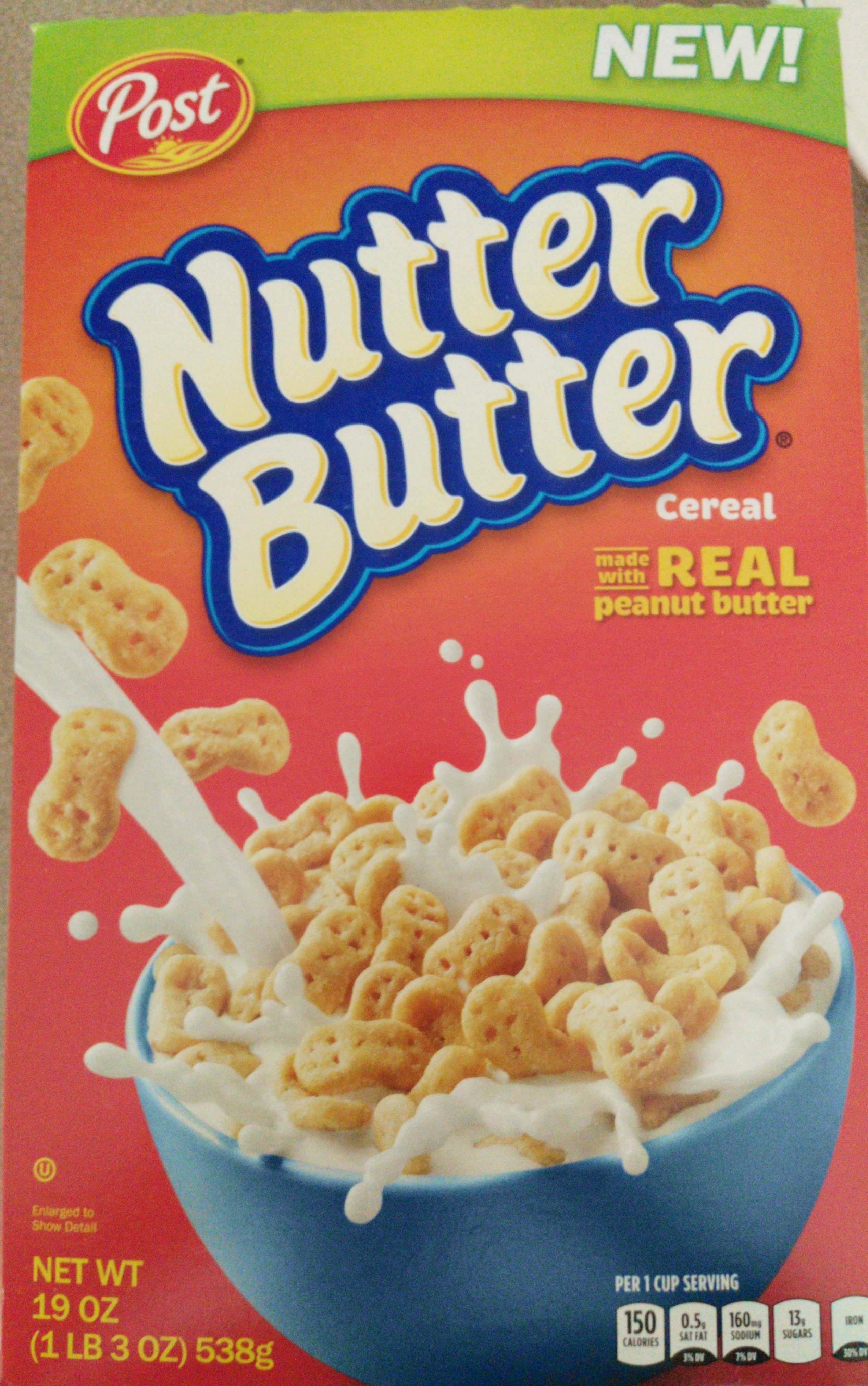 Cereal - Product - en