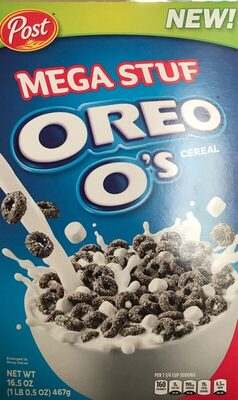 Oreo o's - Product