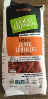 Fusilli Lentilles et Quinoa - Produit - fr