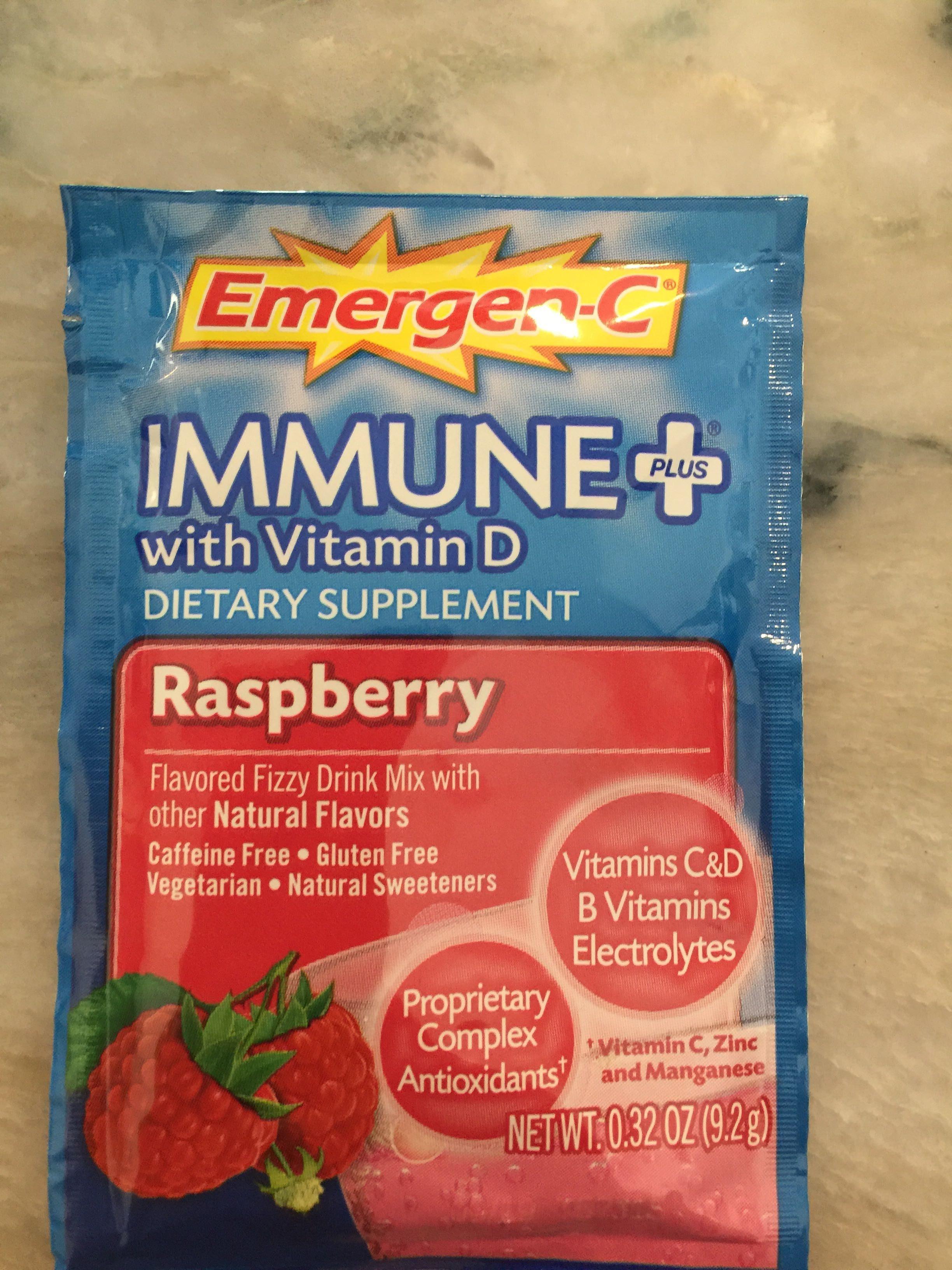 Immune plus - Product