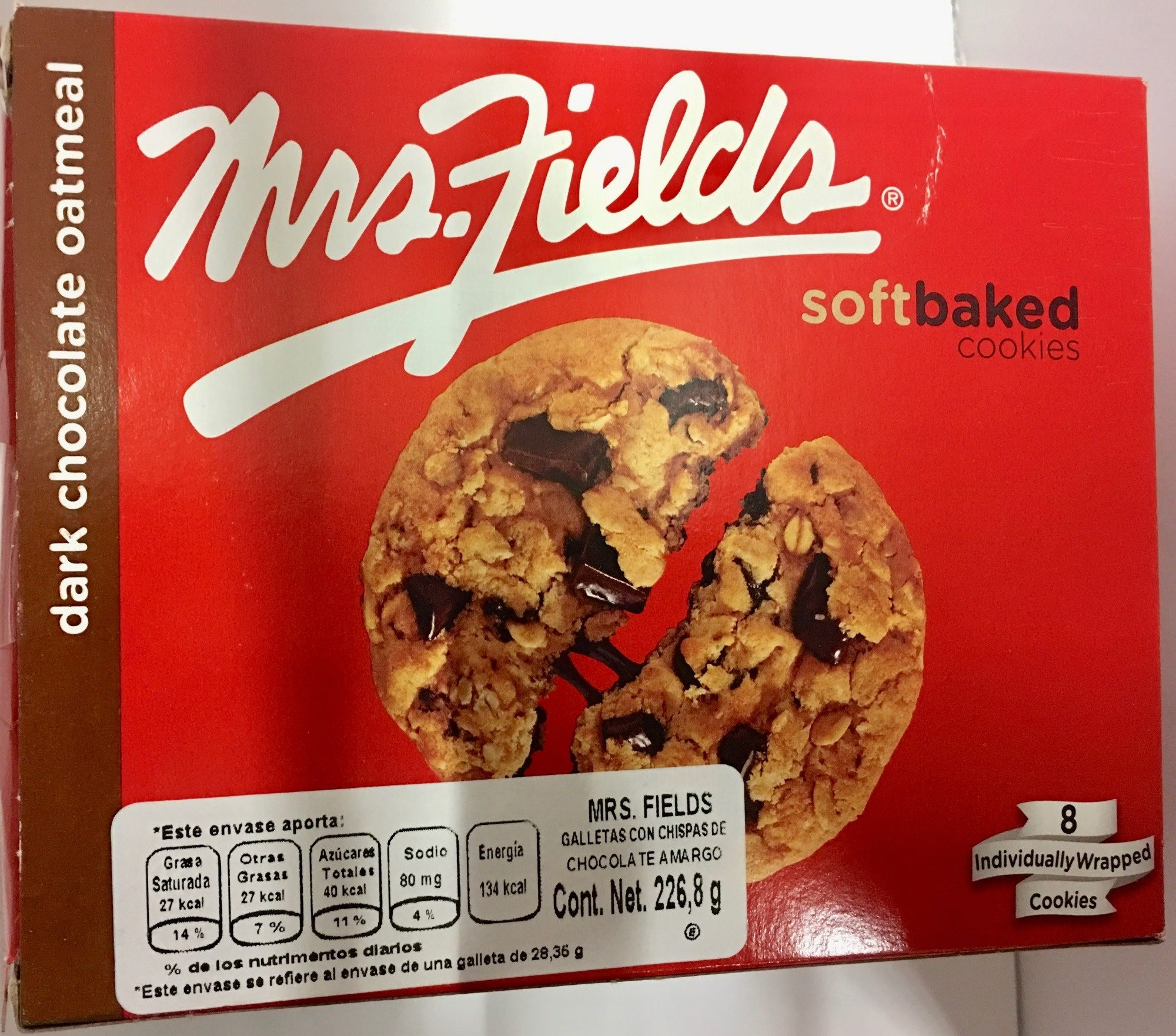 Mrs. Fields - Product