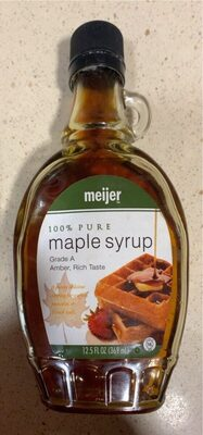 100% Pure Maple Syrup - Product - en