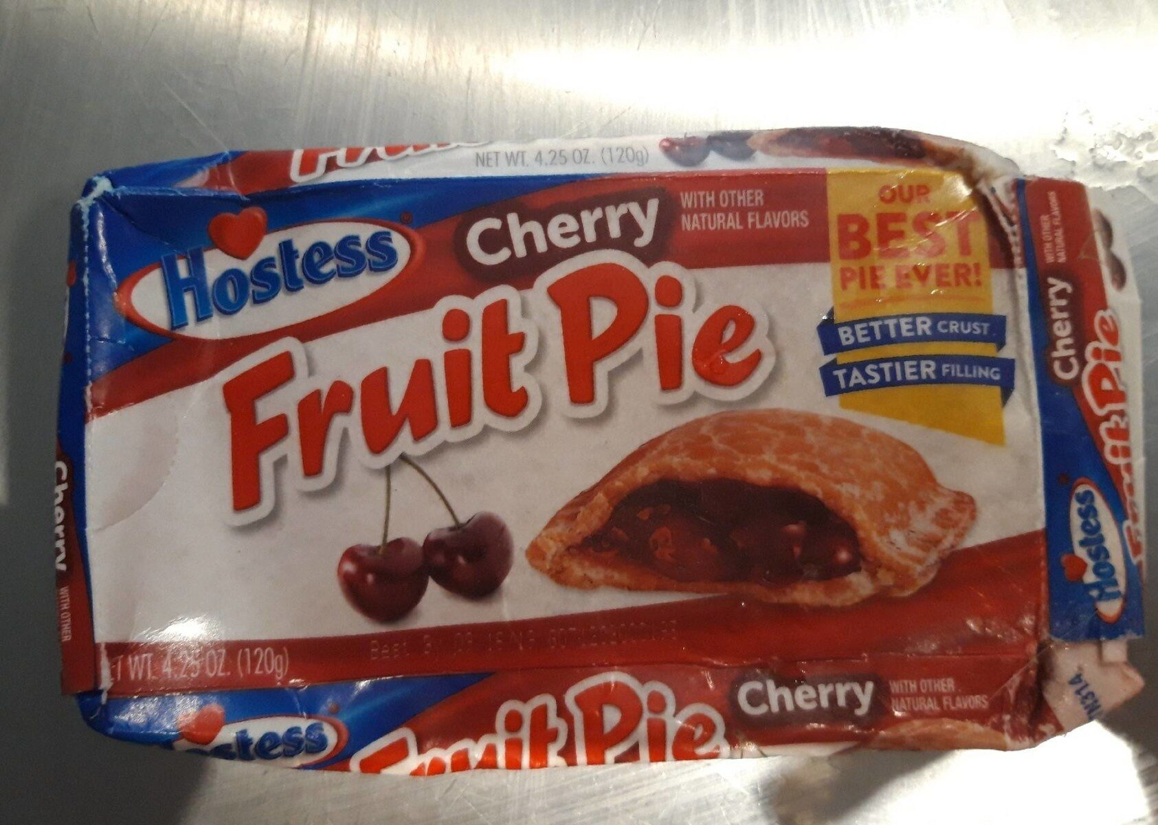 Fruit pie - Product - en