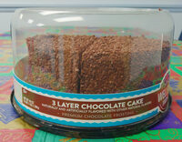 3 Layer Chocolate Cake - Product