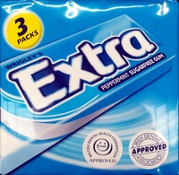 Extra (pack of 3) - Product