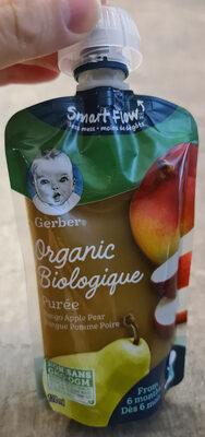 Mango Apple Pear purée - Produit
