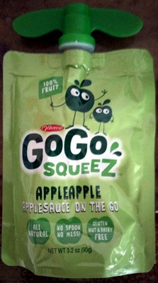 GoGo Squeez Apple Apple - Product