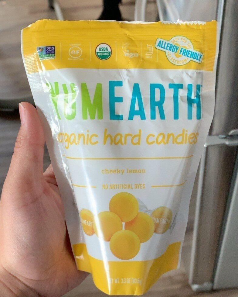 Organic Hard Candy - Product - en
