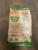 Organic thin & crispy tortilla chips - Nutrition facts - en