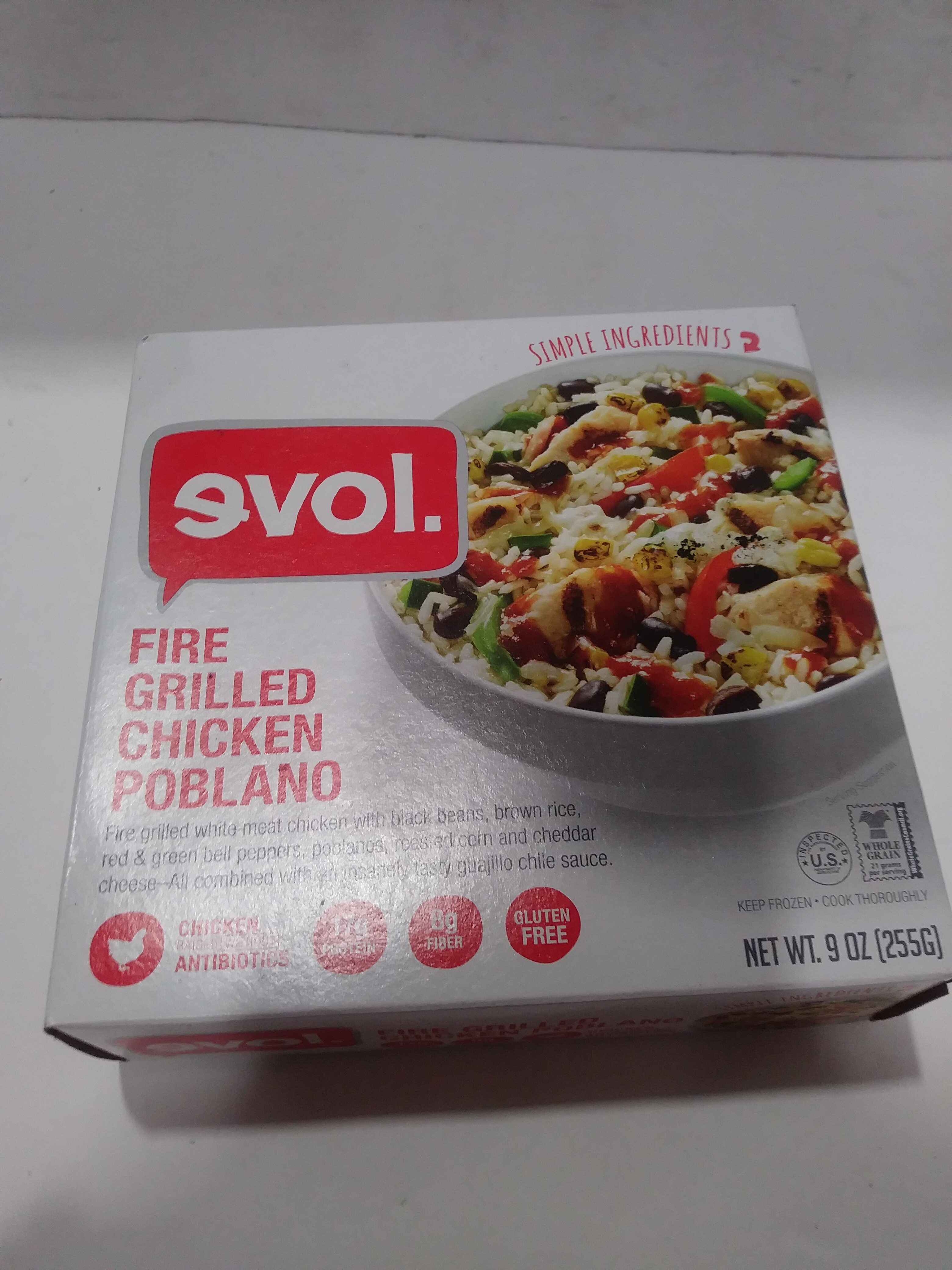 Fire Grilled Chicken Pablano Bowl - Product - en