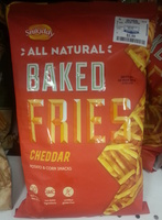 Baked Fries Cheddar - Product