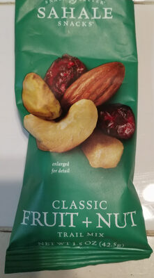 Clasic Fruit + Nut - Product