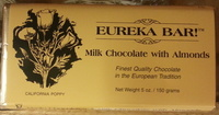 Milk Chocolate with Almonds - Product