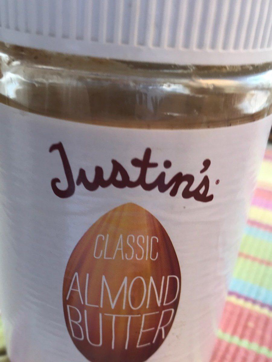 Classic almond butter - Product - en