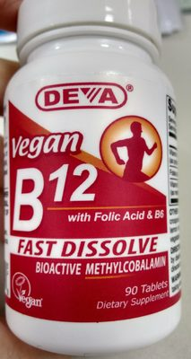 Vegan B12 - Product