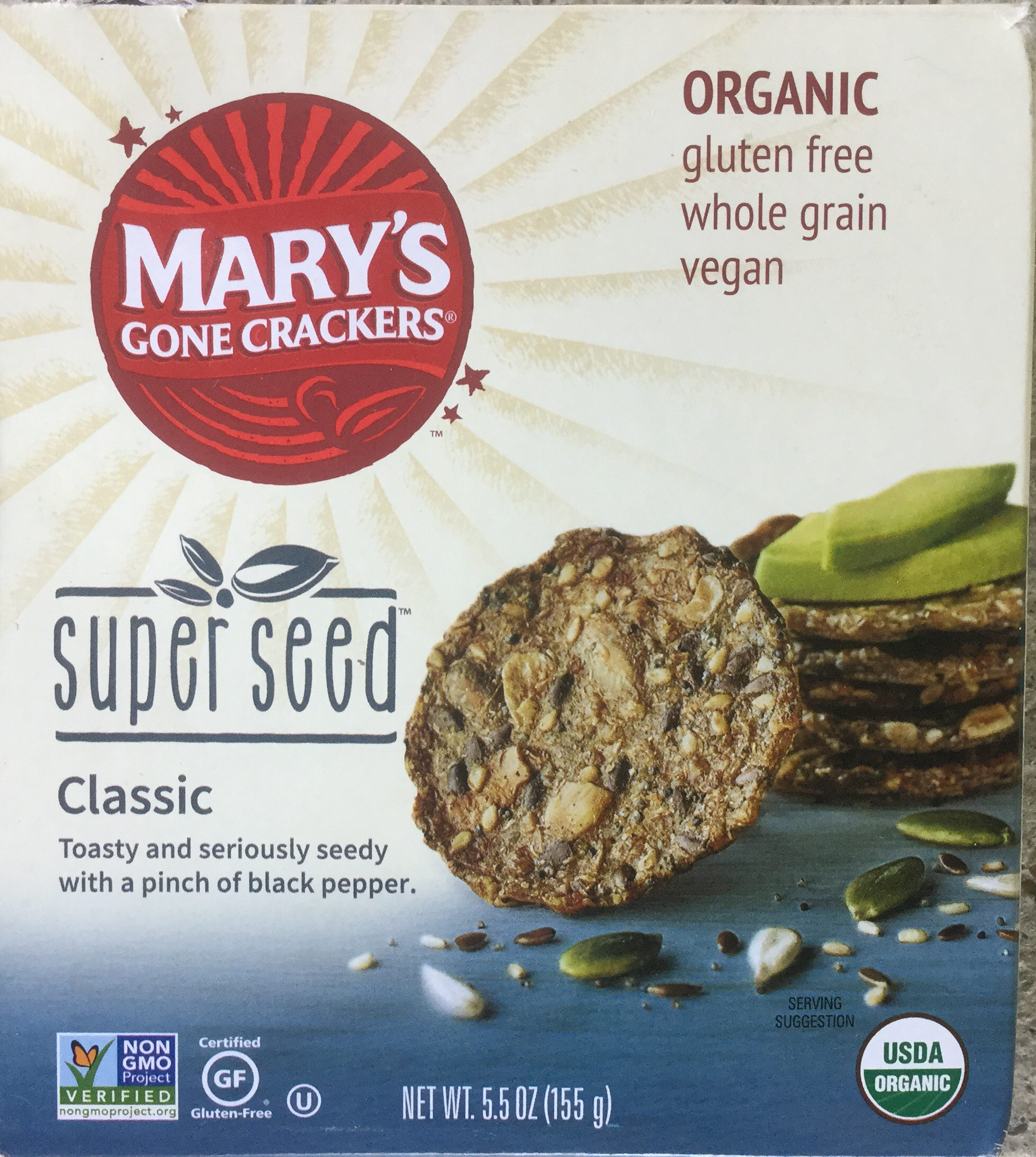 Organic & gluten free classic super seed - Product - en