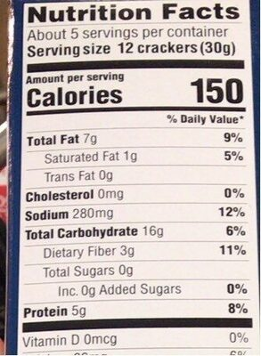 Super seed - Nutrition facts - en