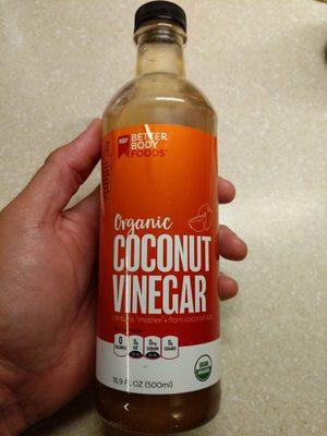 Coconut vinegar - Product