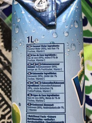 Coconut water - 3