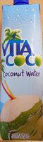 Pure coconut water - Product - en