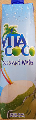 Coconut water - Product