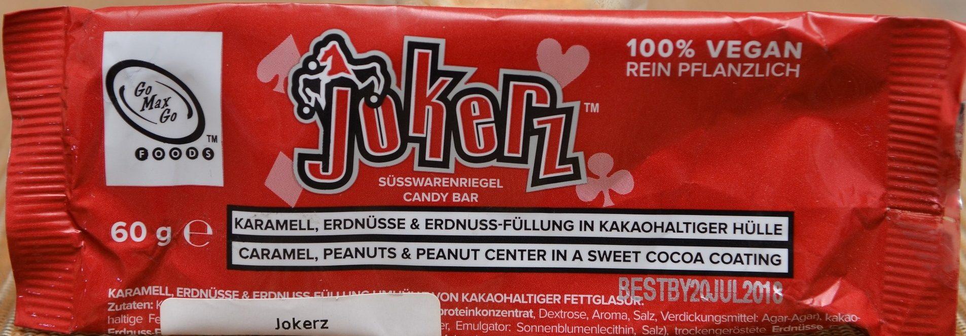 Jokerz - Product