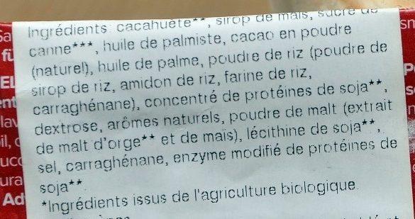 Jokerz - Ingredients