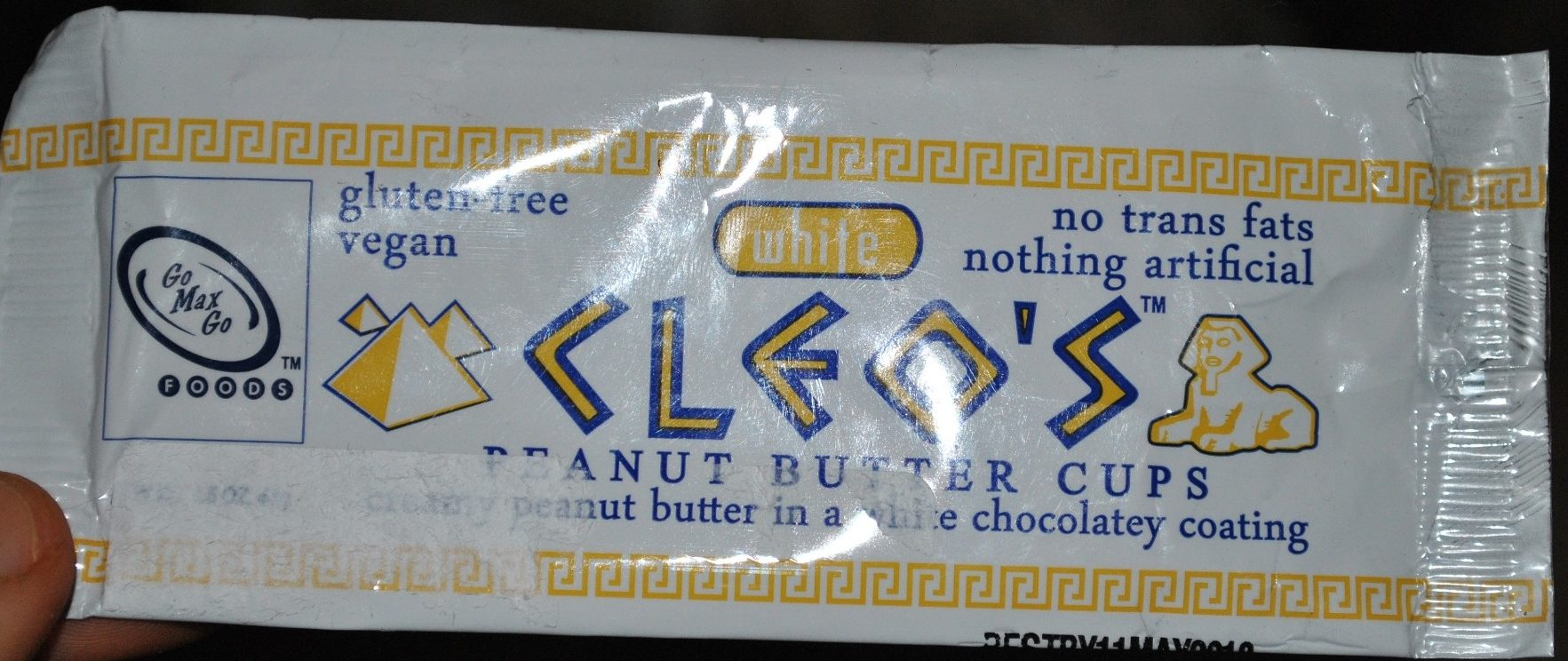 Cleo's White Peanut Butter Cups - Product