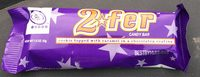 2FER candy bar - Produit