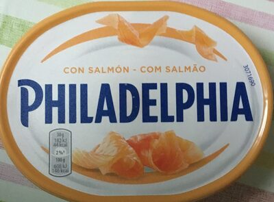 Philadelphia con salmón - Produit