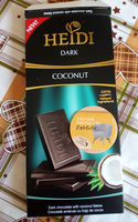 Heidi dark coconut - Product - en