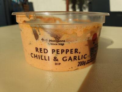 Red Pepper, Chilli & Garlic - Product - en