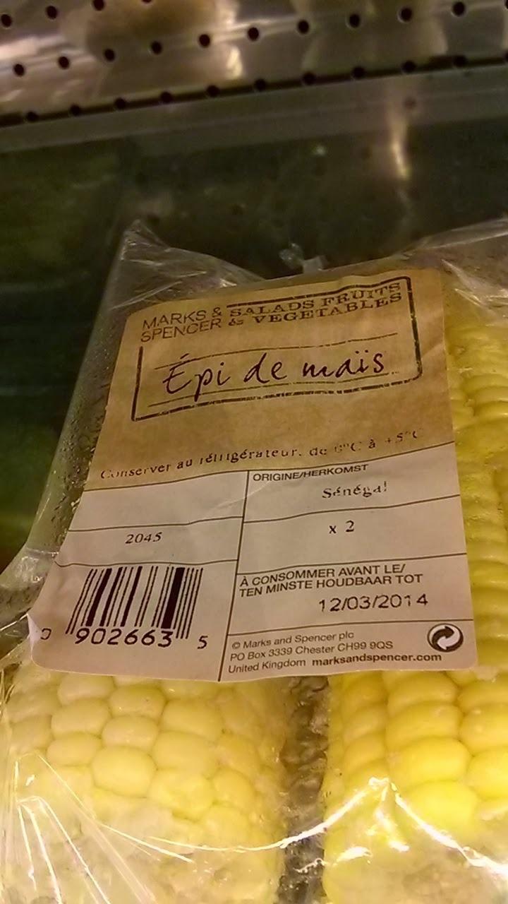 Épi de Maïs - Product - fr