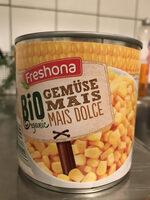Mais dolce - Prodotto - fr